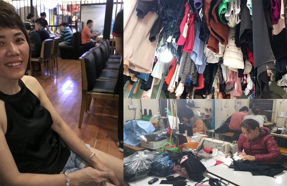 Sửa quần áo nhanh tại Hà Nội